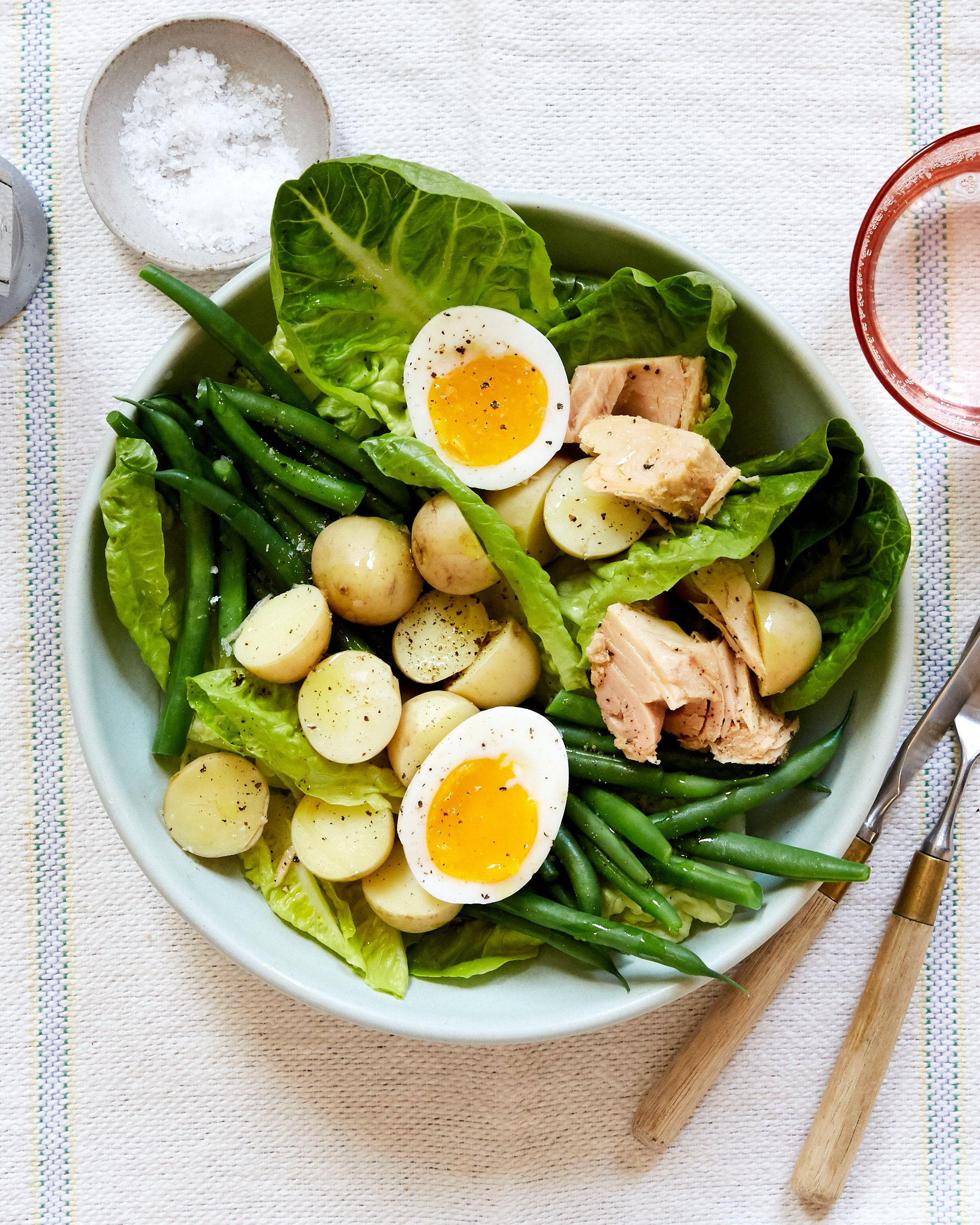 Weeknight Tuna Niçoise Salad