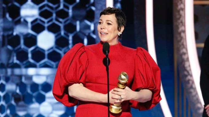 Real Winners of the Golden Globes Olivia Coleman