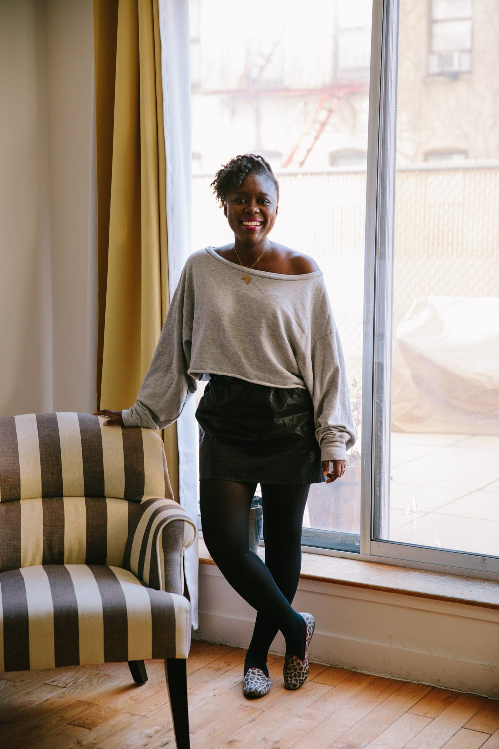 A Week of Outfits: Grace Ouma-Cabezas