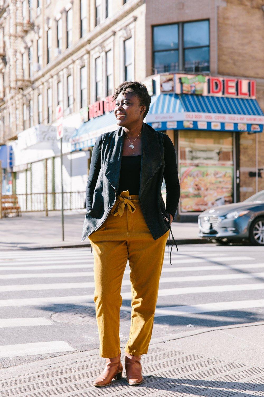 A Week of Outfits: Grace Ouma-Cabezas