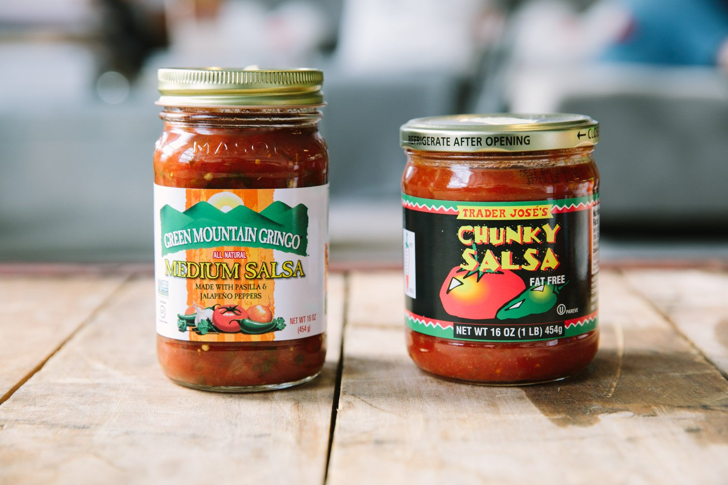 Taste Test: What's the Best Supermarket Salsa?