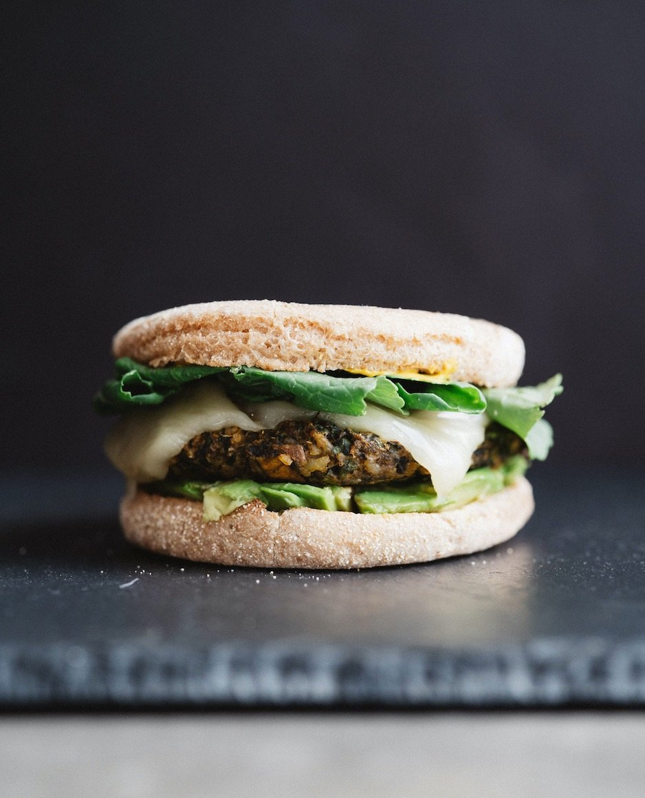 A Veggie Burger for the Whole Family