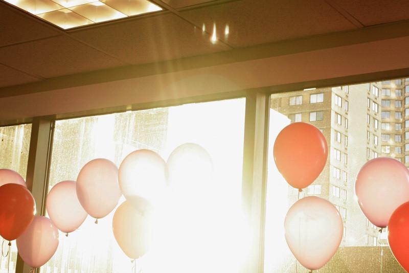 Youngna Park balloons