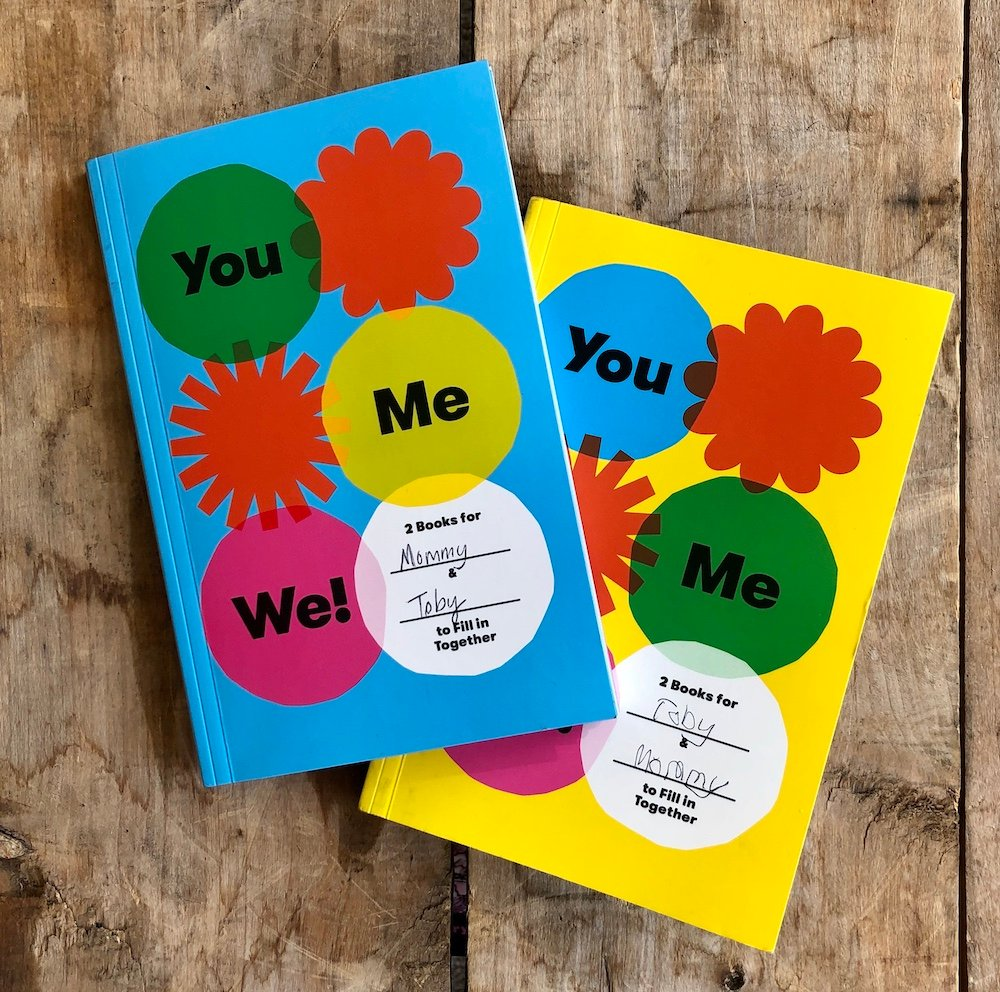 You Me We Activity Book