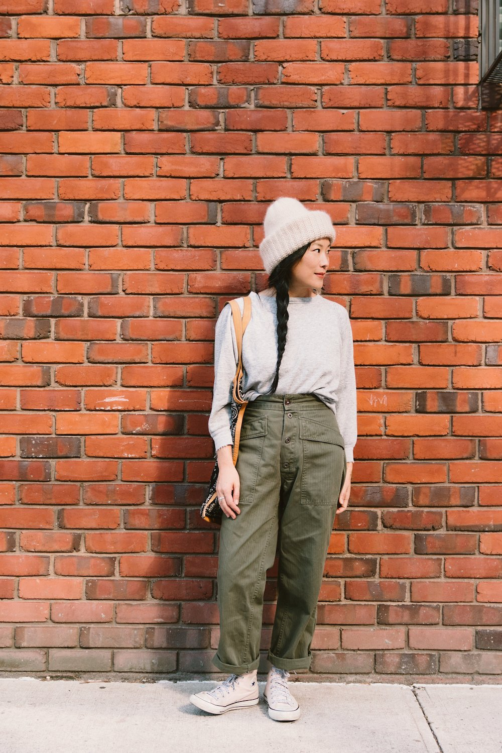 A Week of Outfits: Joyce Lee from Madewell