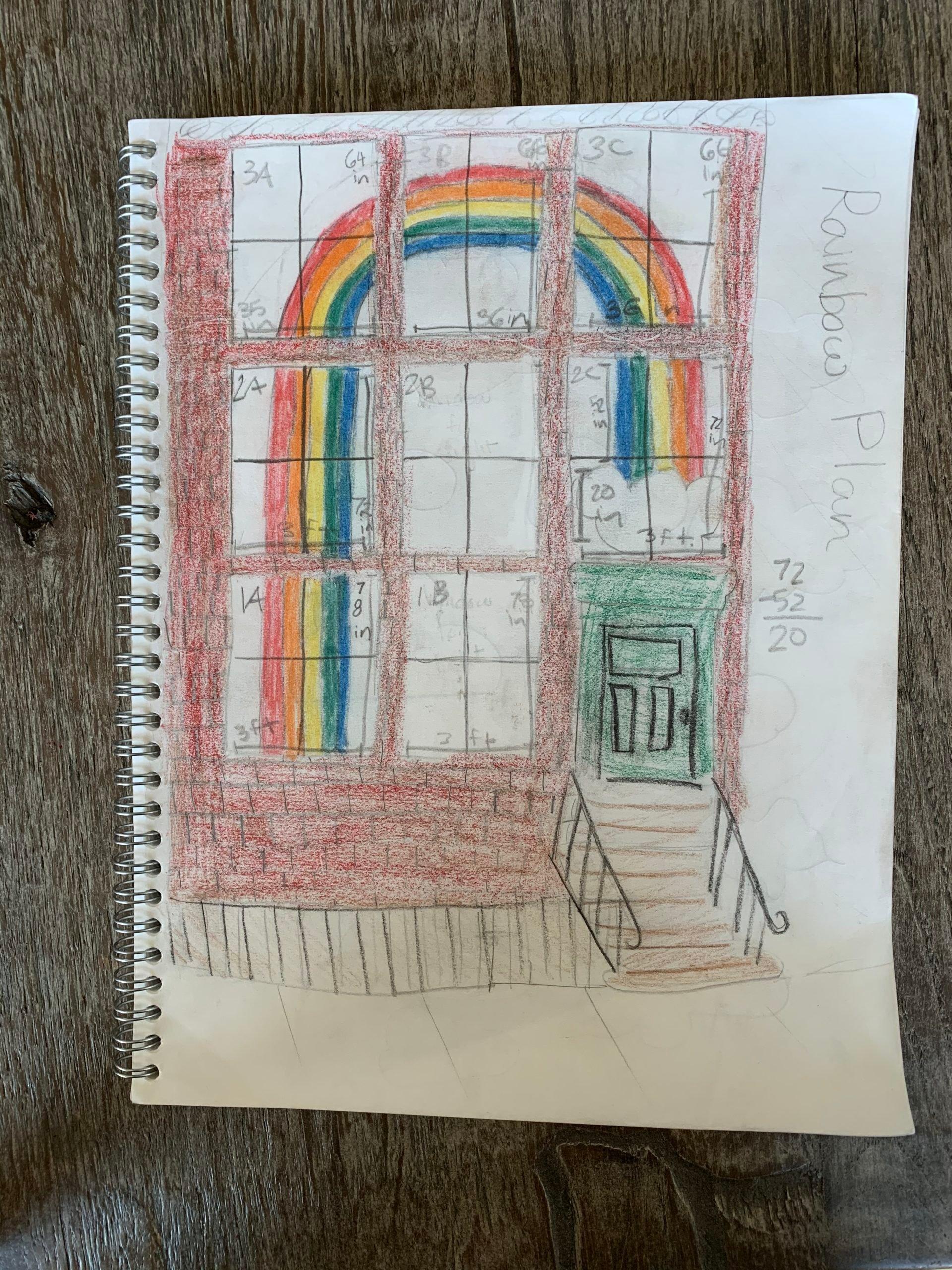 Rainbows in Brooklyn
