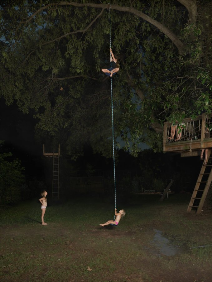 Julie Blackmon Rope Swing