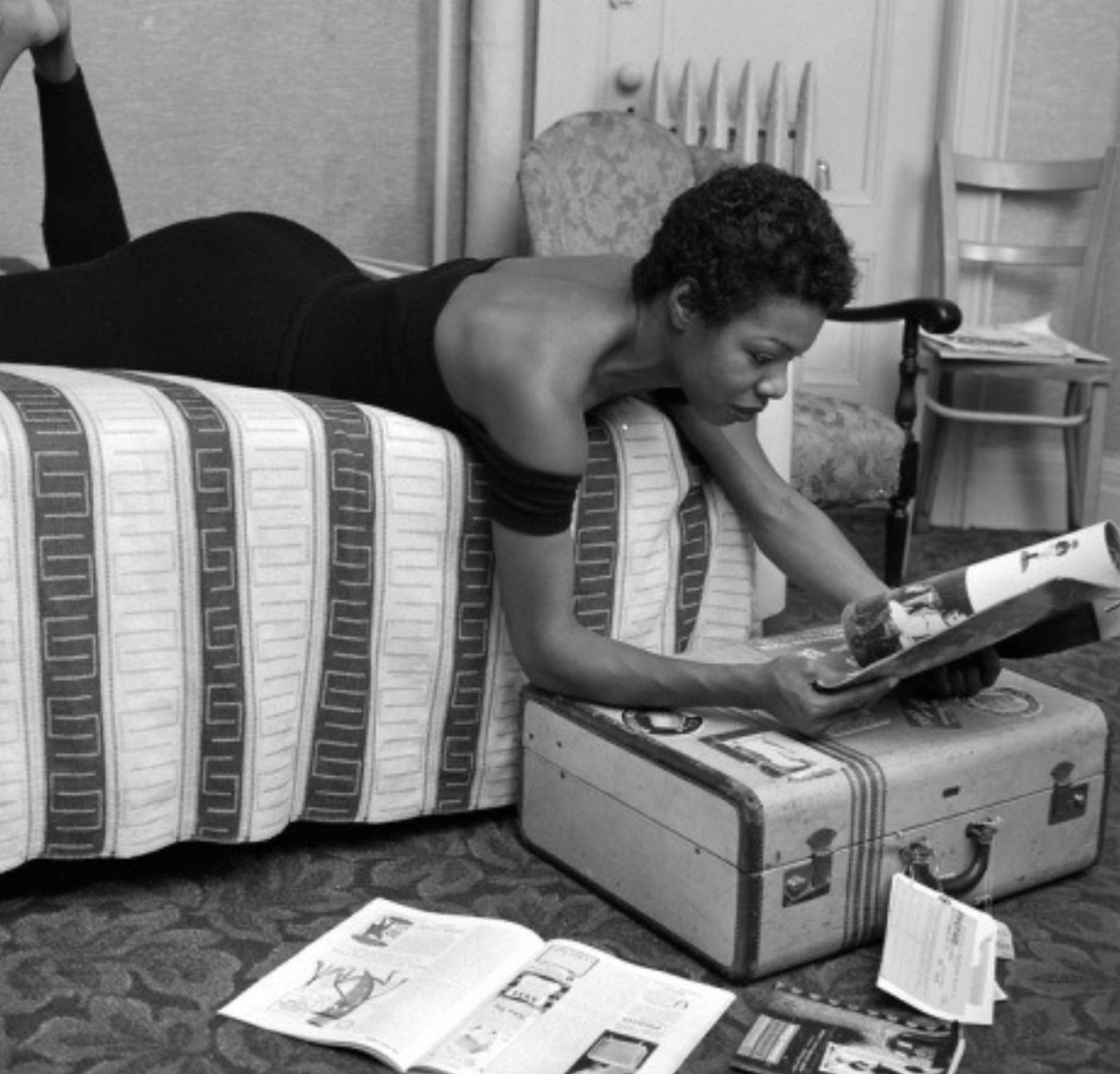 Maya Angelou reading