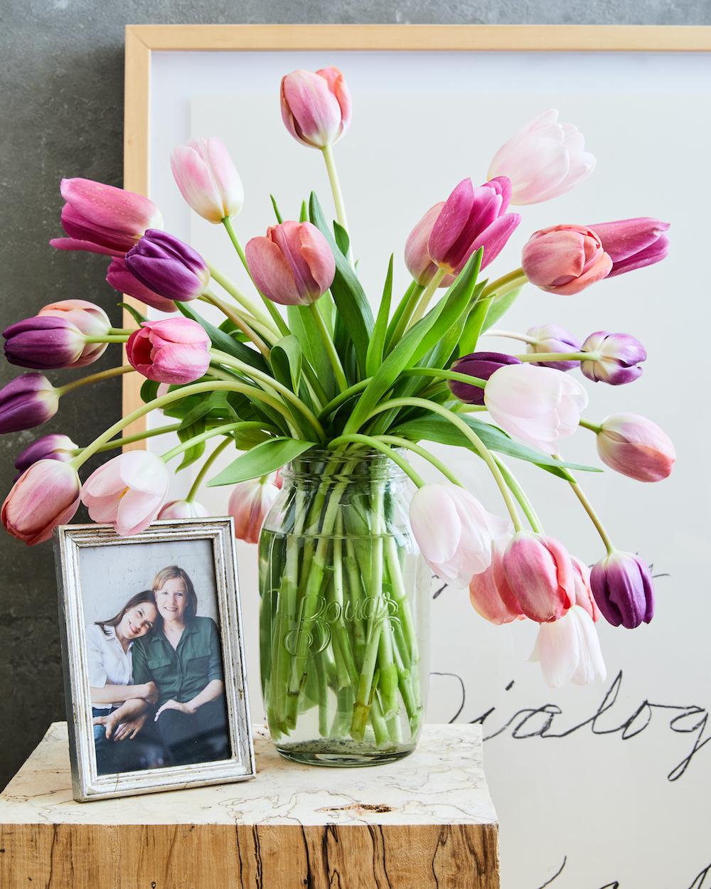 Bouqs Knockout Tulip Bouquet