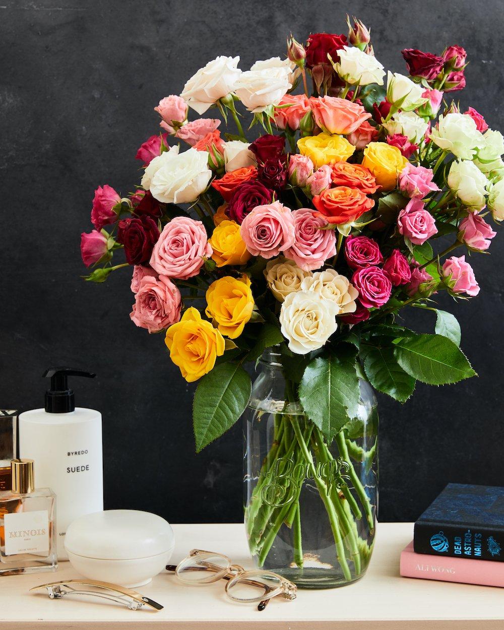Bouqs Sana Cruzn bouquet