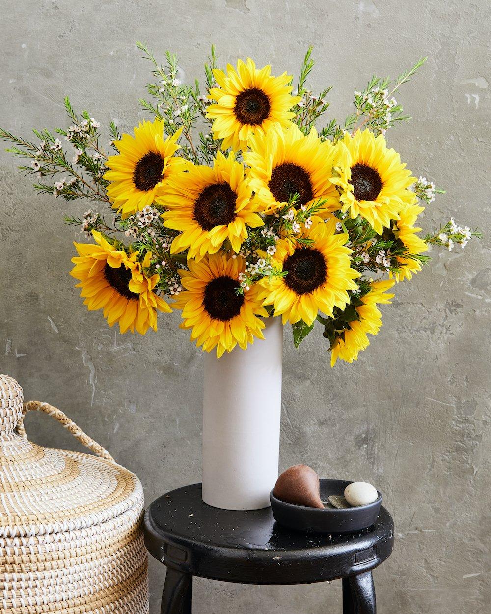 Bouqs Sunflower Bouquet