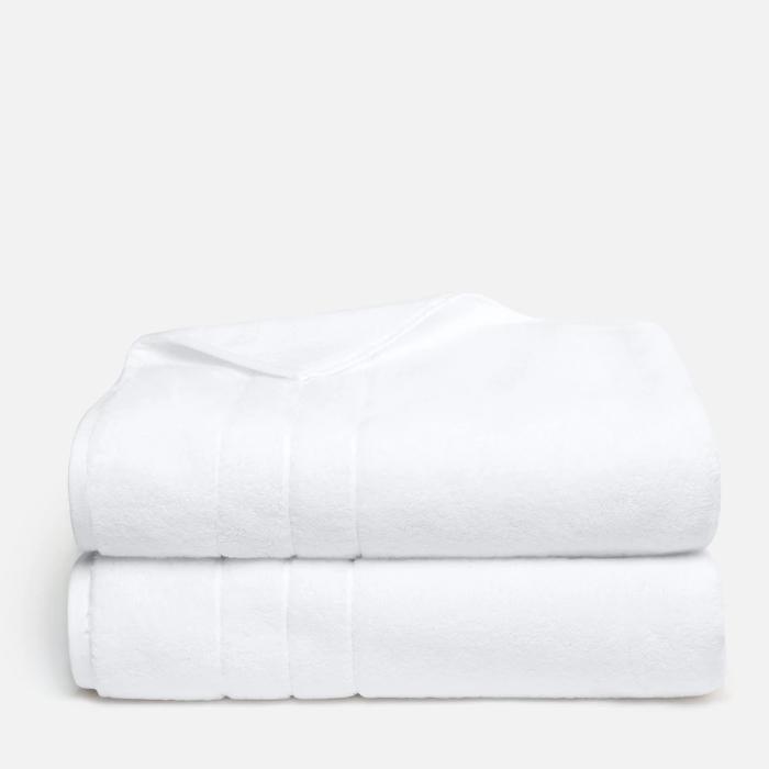 super plush towels brooklinen