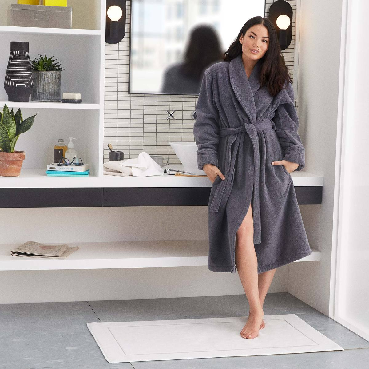 Plush Robe Brooklinen