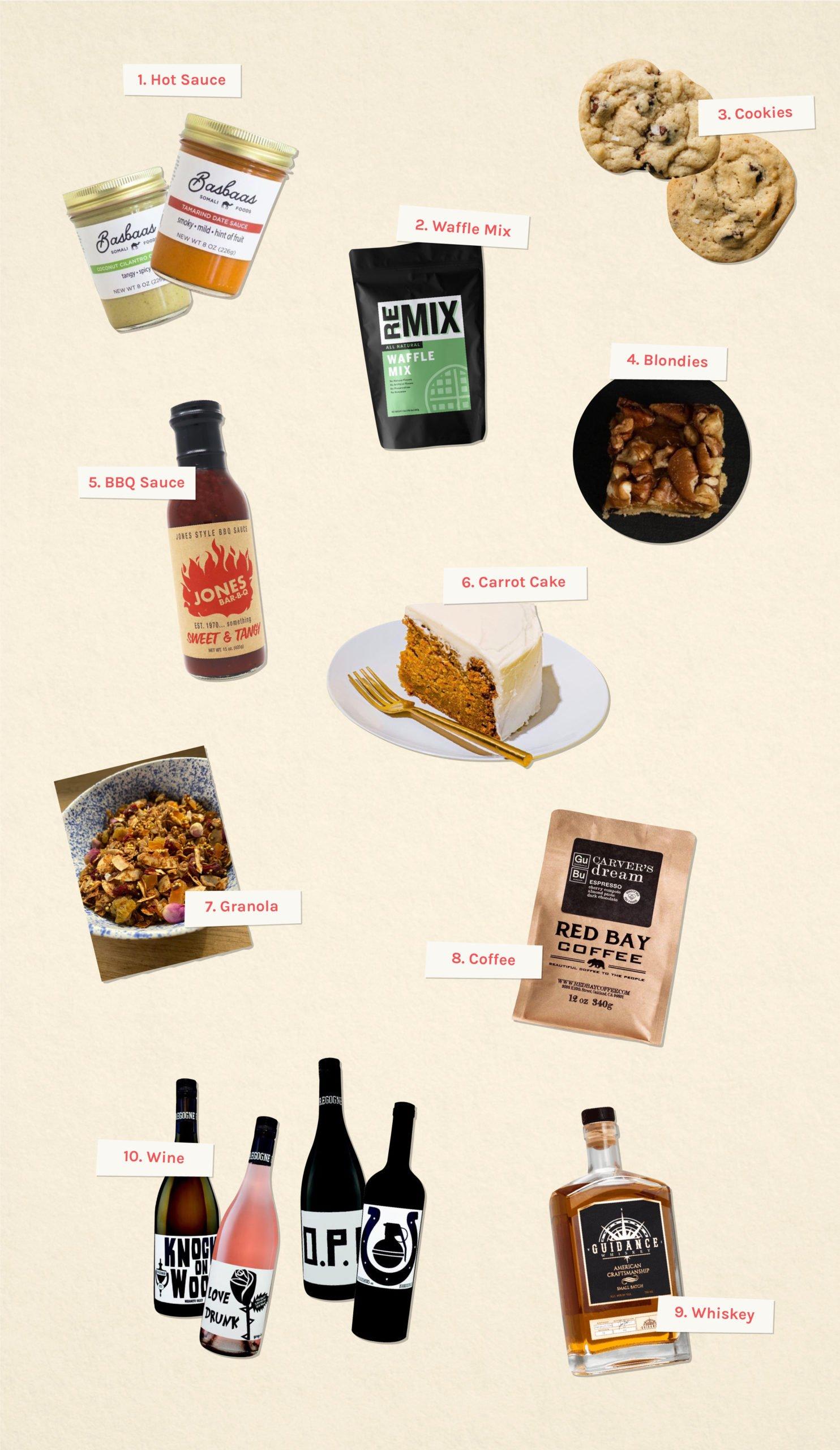 10 presentes alimentares de empresas de propriedade negra 1