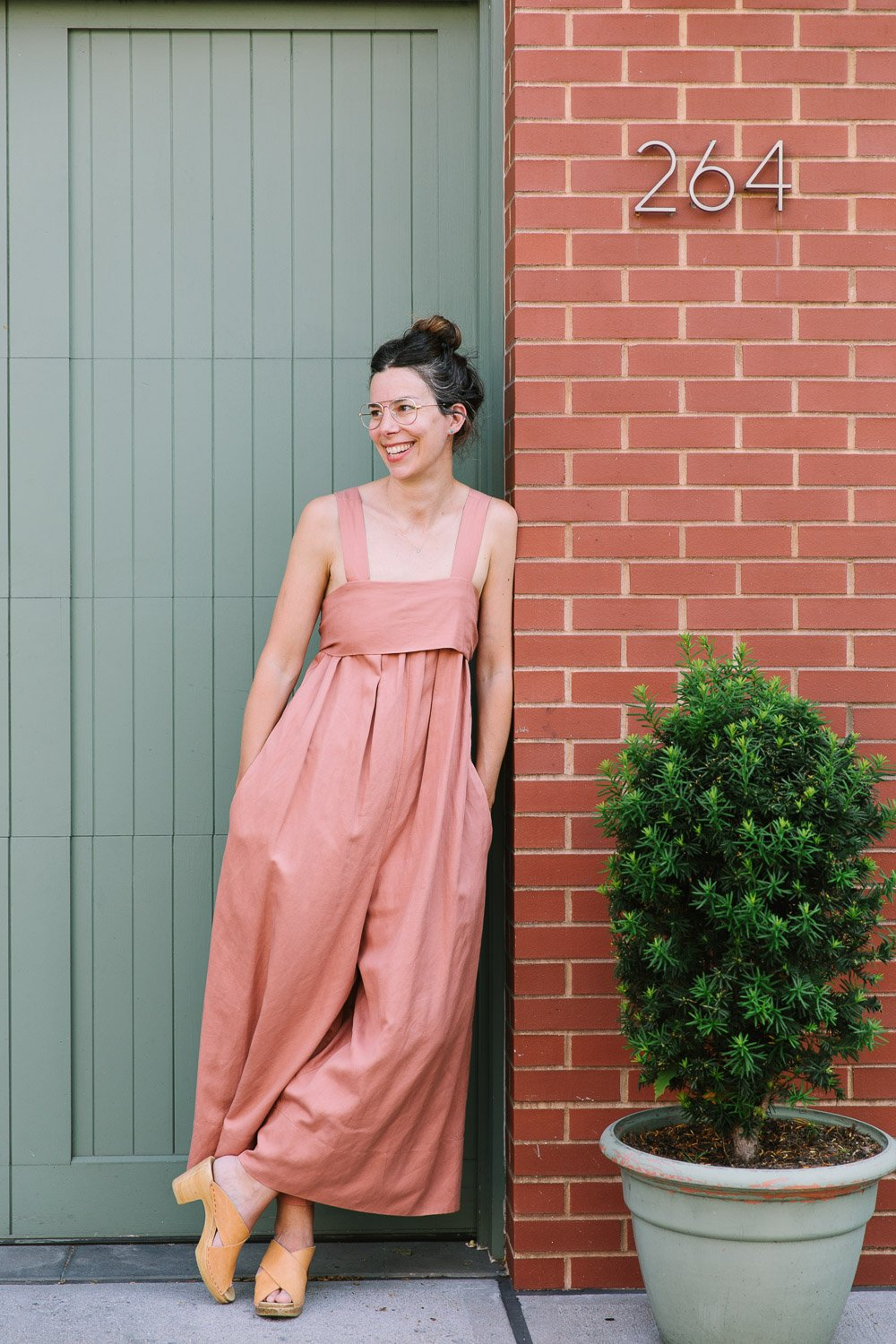 A Week of Outfits: Jamie Erickson