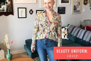 My Beauty Uniform: Casey McIntyre