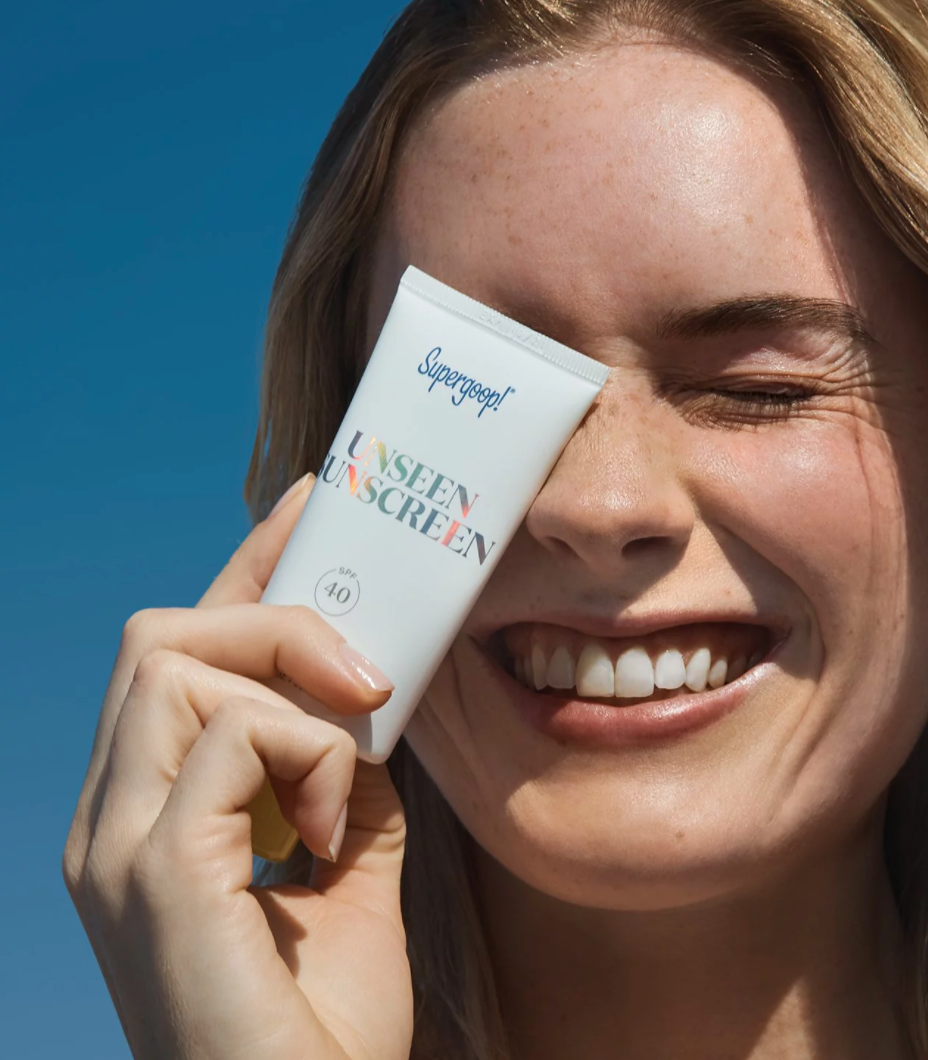 Supergoop Sunscreen Giveaway