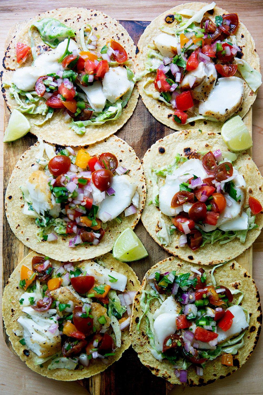 Danny Trejo's Classic Fish Tacos