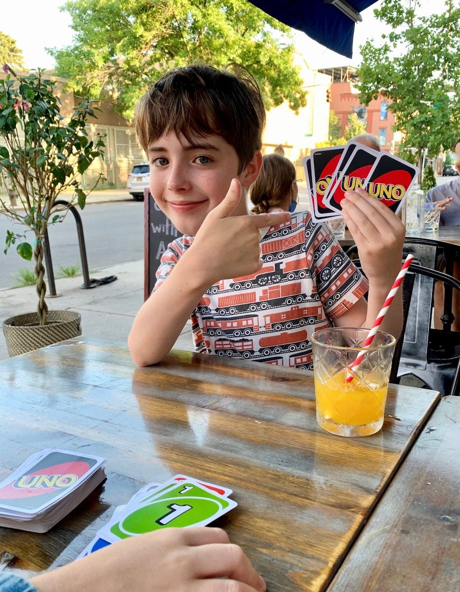 uno family game