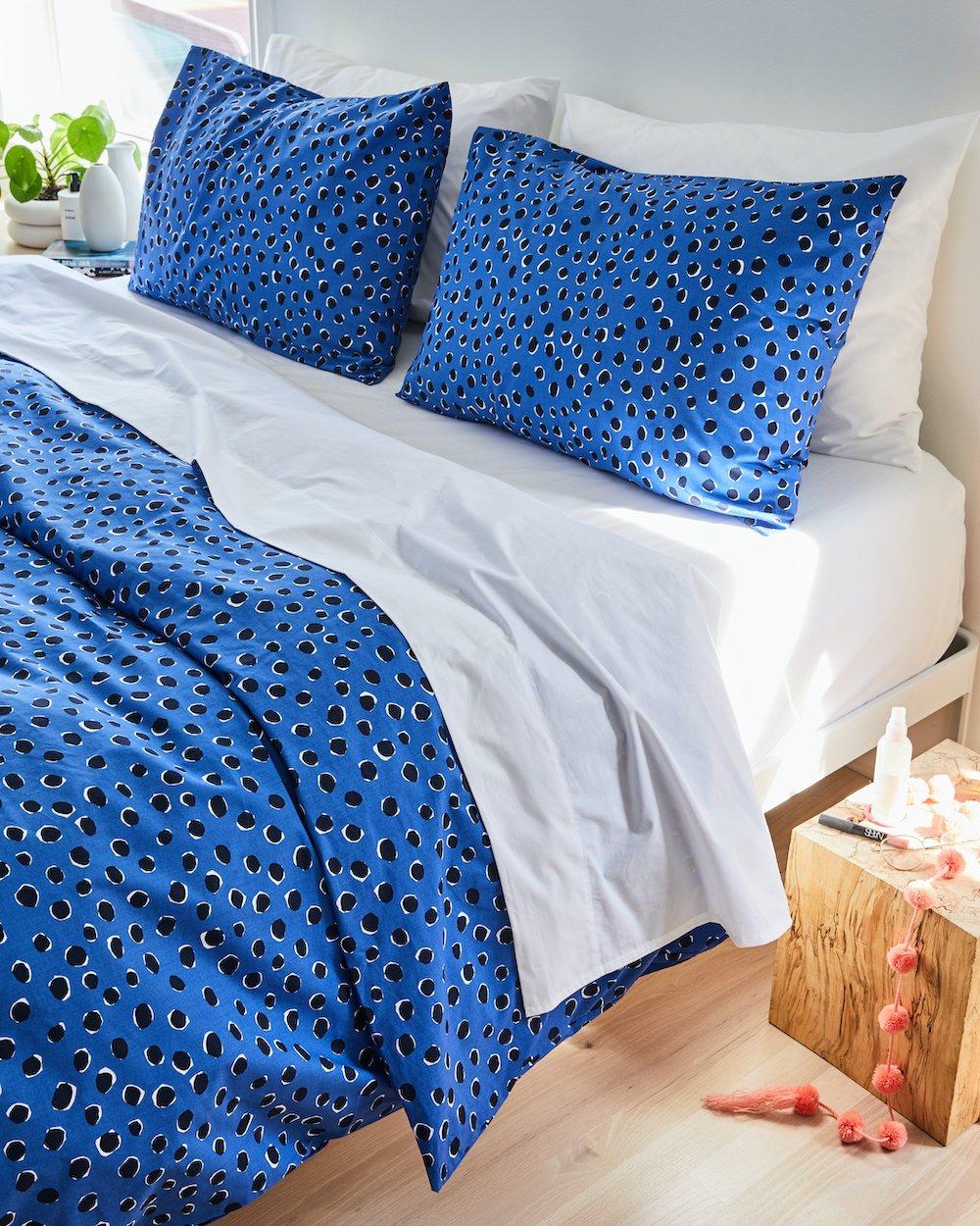 best patterned bedding Brooklinen
