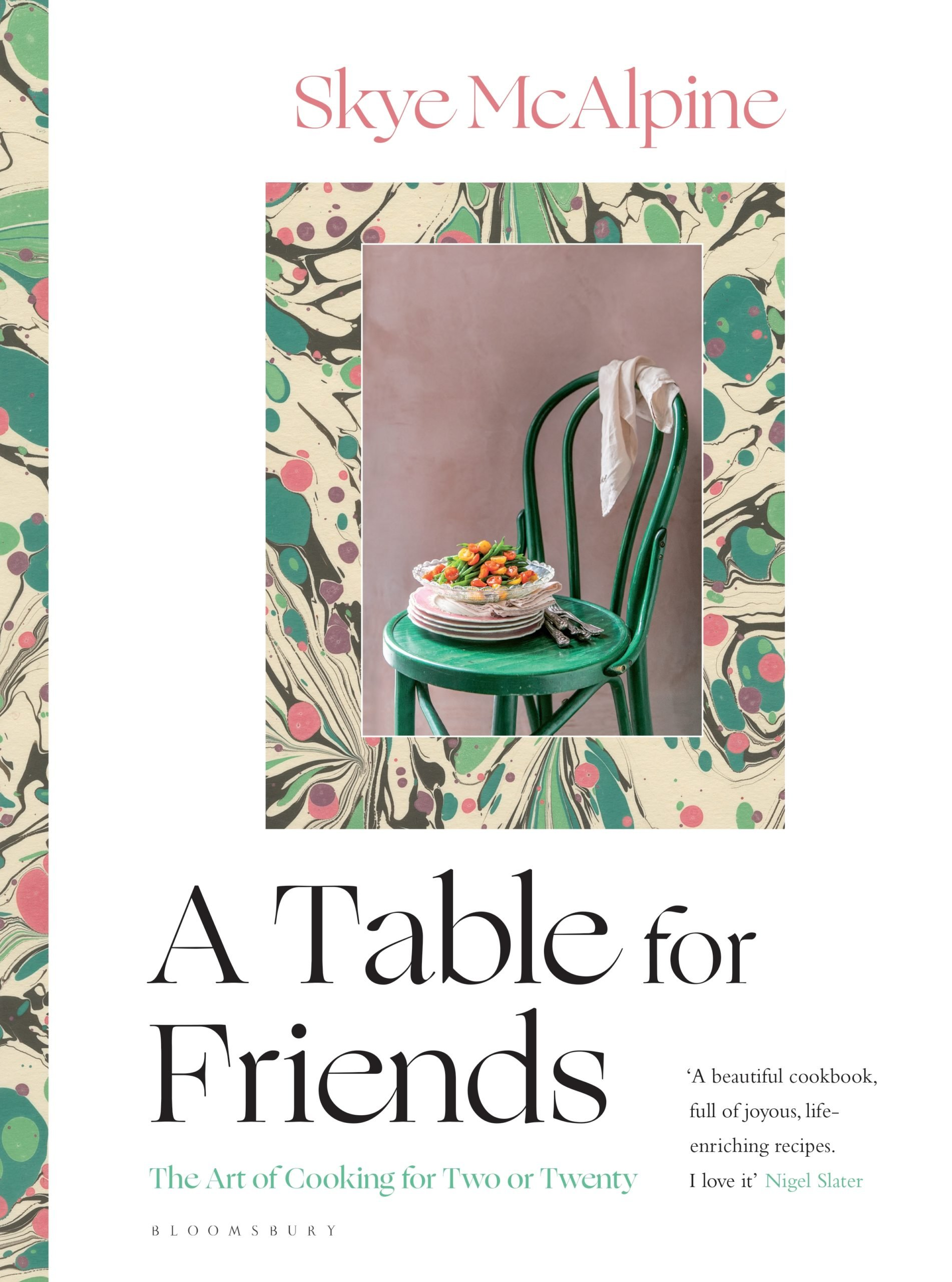 table for friends by Skye McAlpine