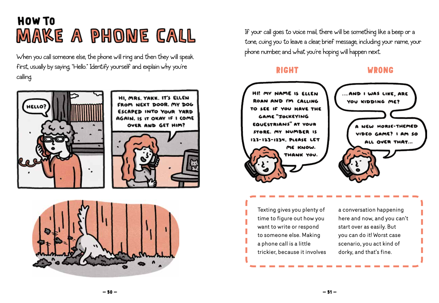 Teaching Kids to Make Phone Calls