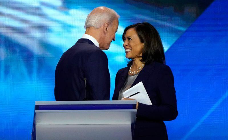 Kamala Harris é a escolha do vice-presidente de Biden 2