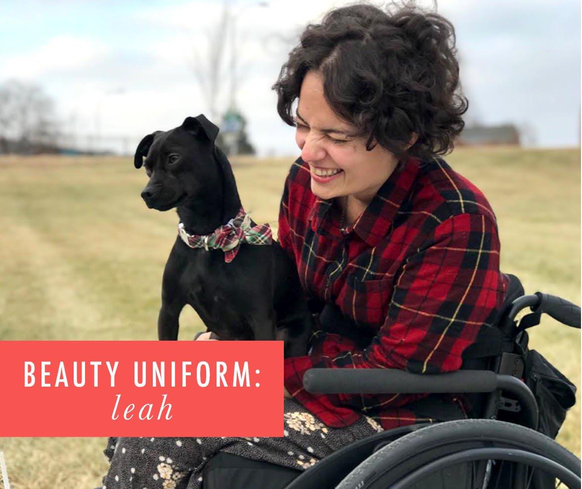 My Beauty Uniform: Leah Nixon Fitzgerald