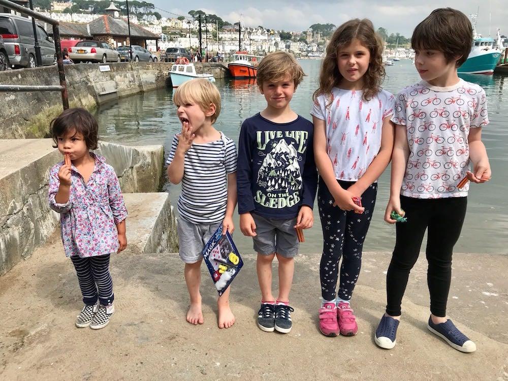 cousins Cornwall