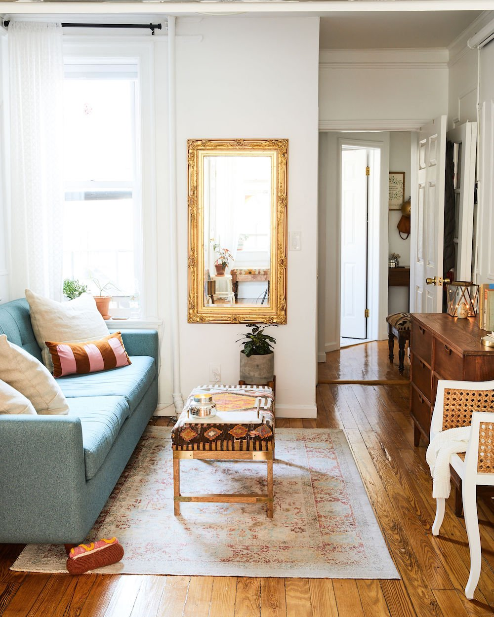 Brooklyn home tour