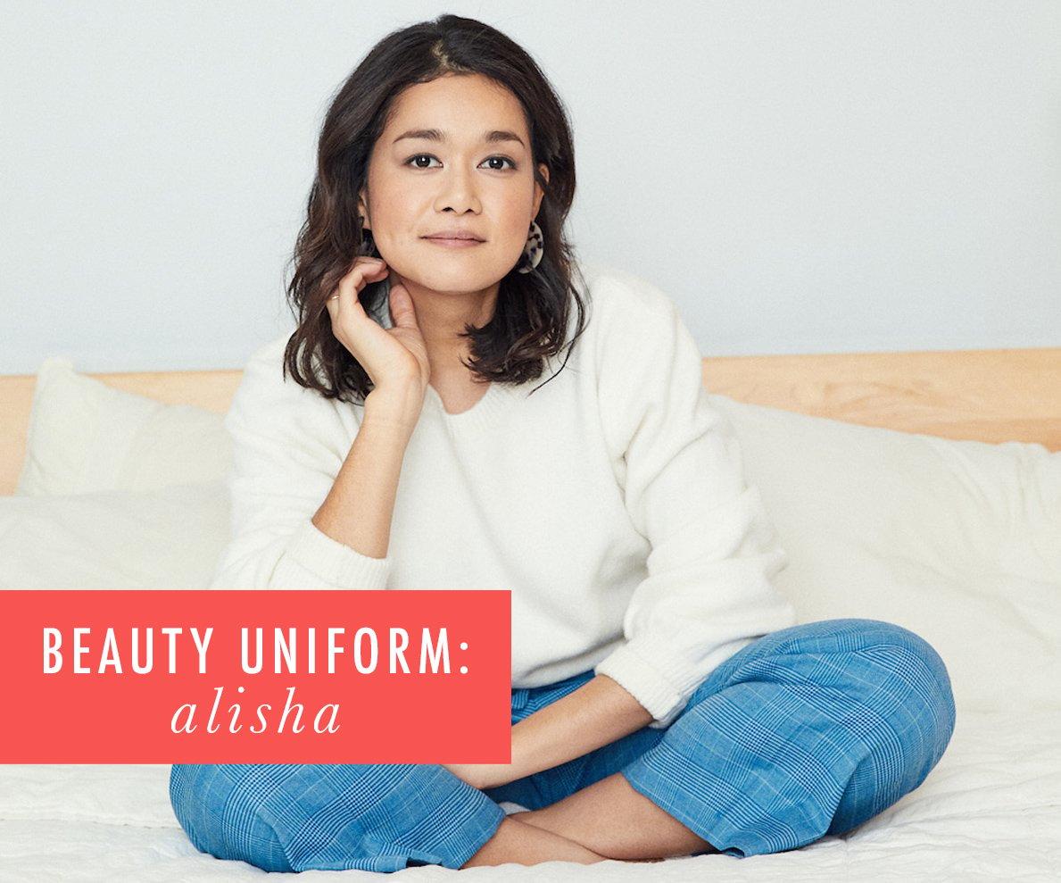 My Beauty Uniform: Alisha Ramos