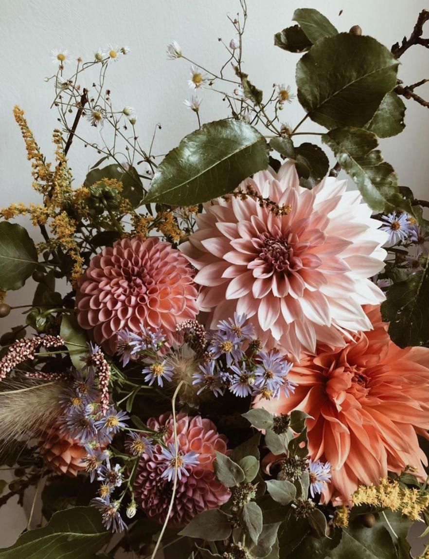 flowers by Lisa Przystup