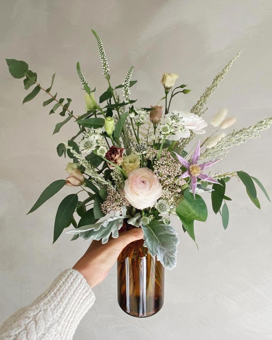 flores por mermelada floral