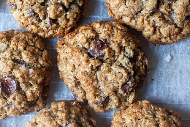 galletas de cocina enamorada