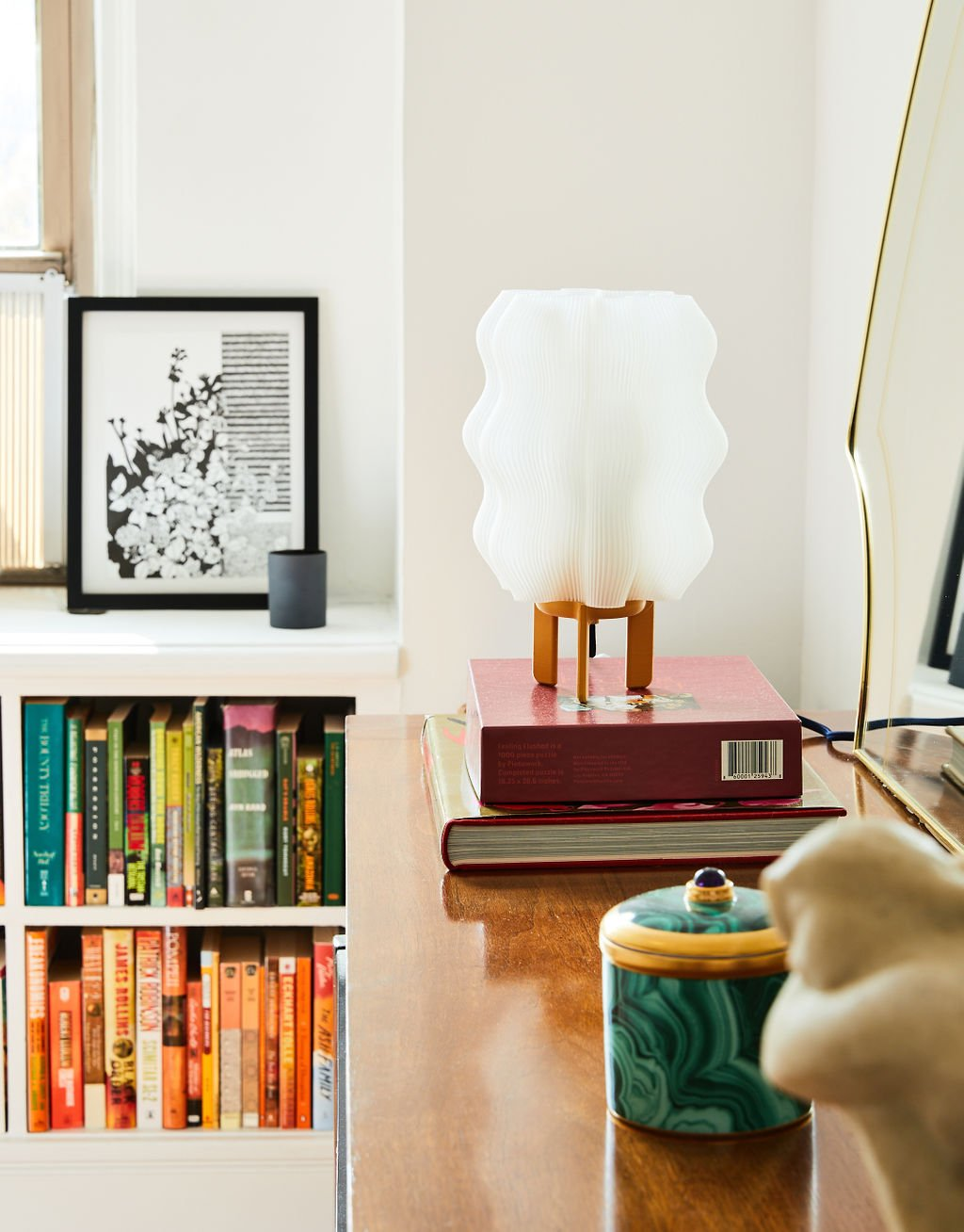Harling Ross's Apartment Is Full of Vintage Treasures