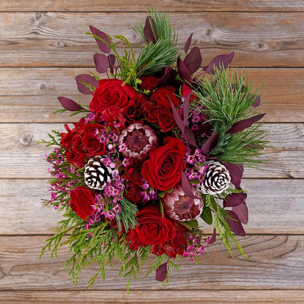 bouqs holidays flowers