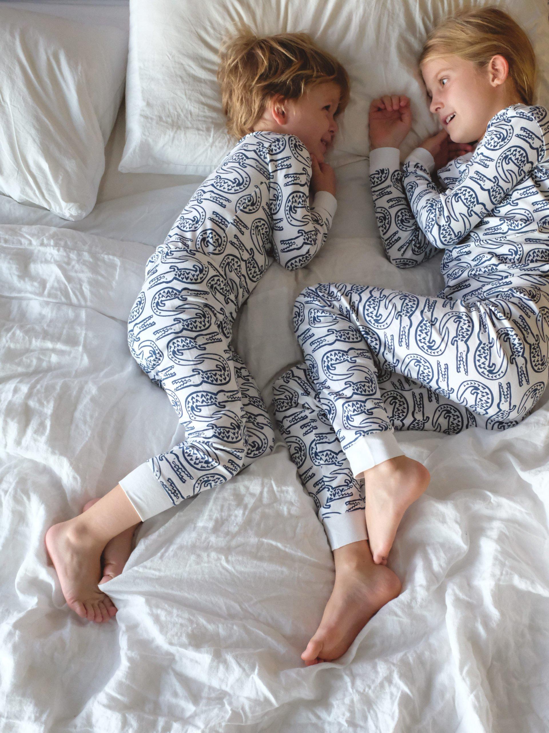 lewis alligator pajamas