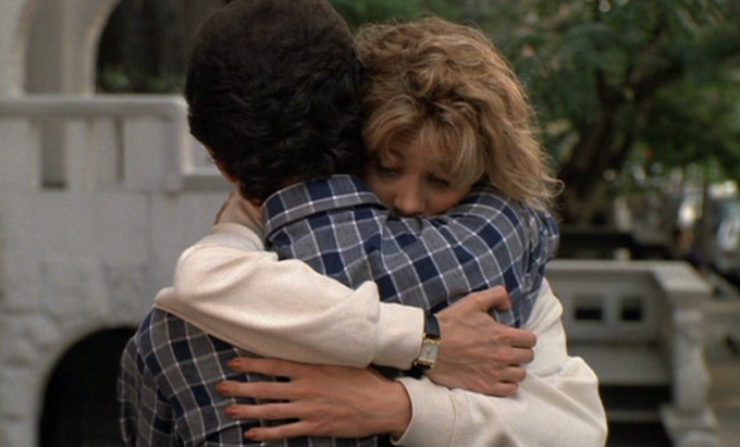 when harry met sally hug