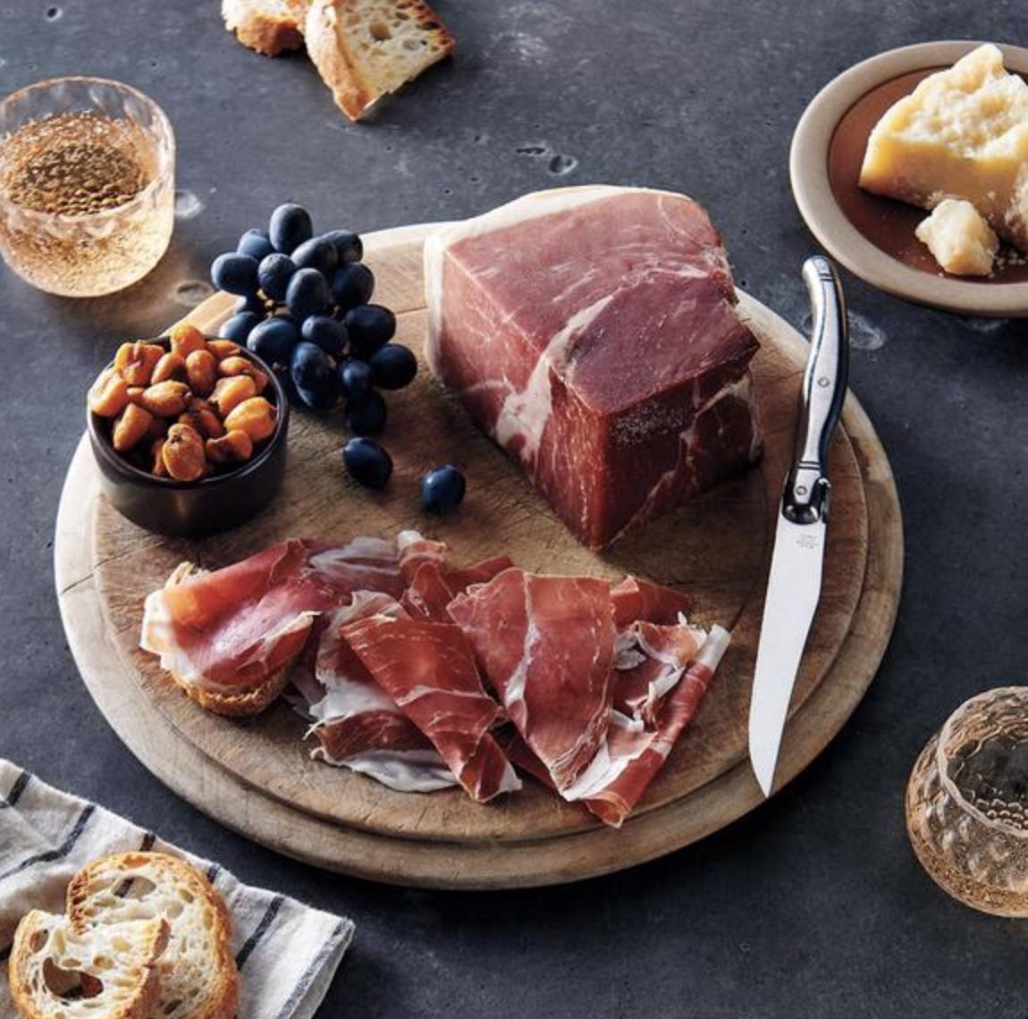 saxelby cheese ham