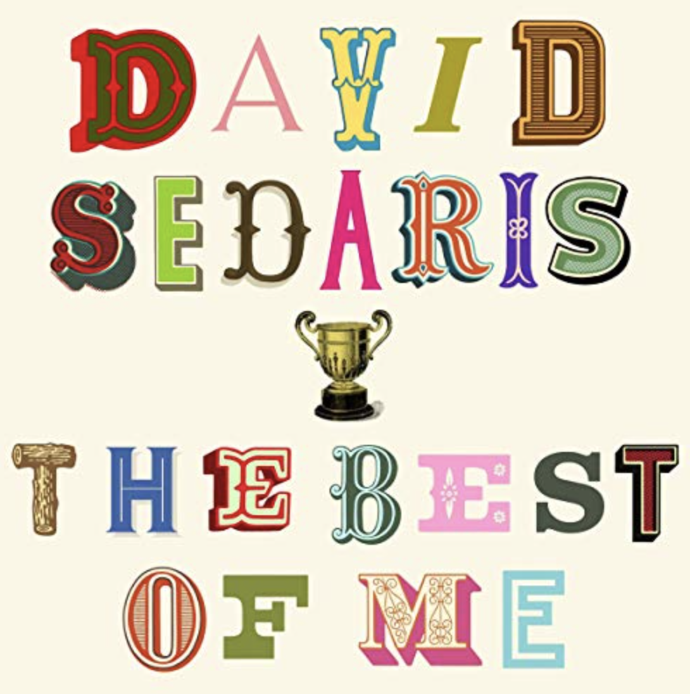 David Sedaris best of me