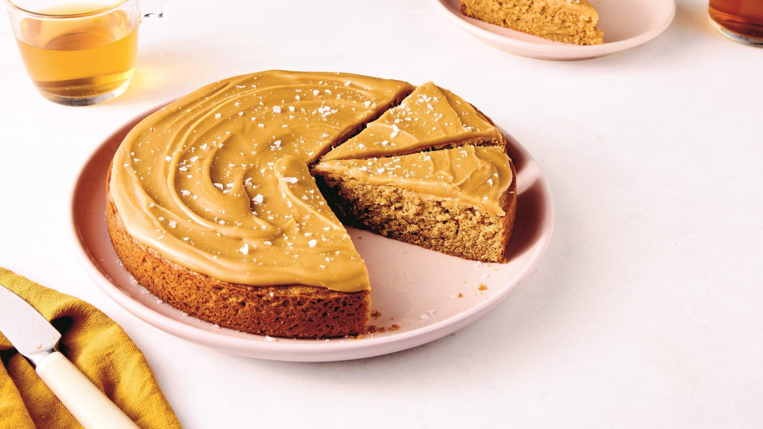 snacking cake by Yossy Arefi