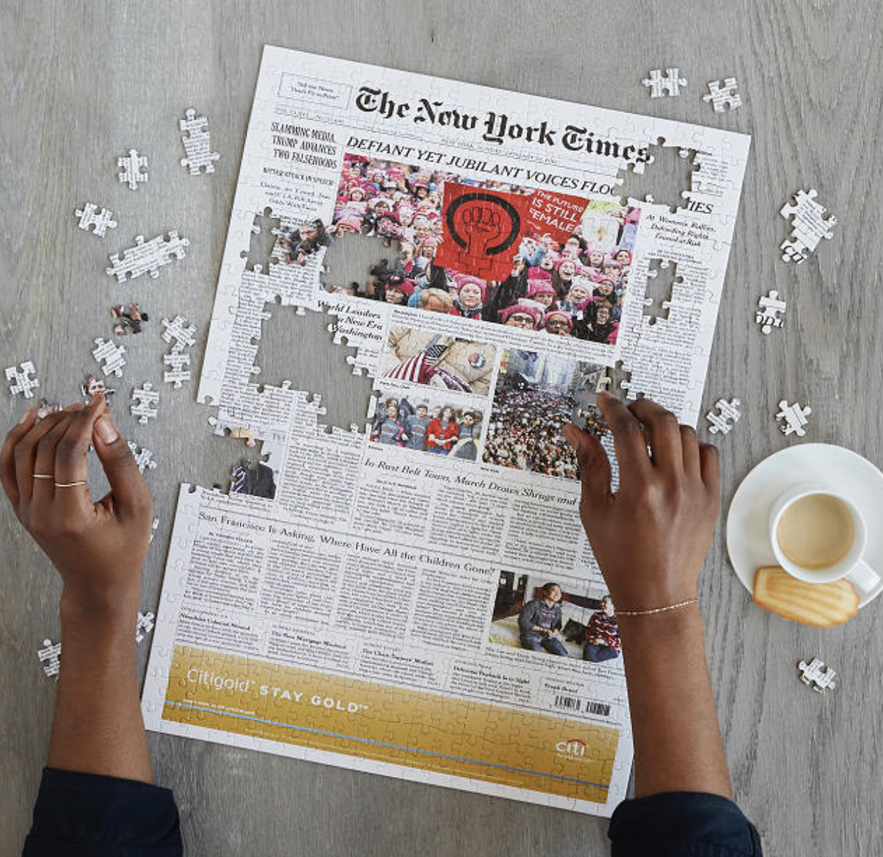nytimes puzzle