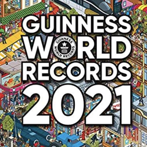 Guinness Book 2021
