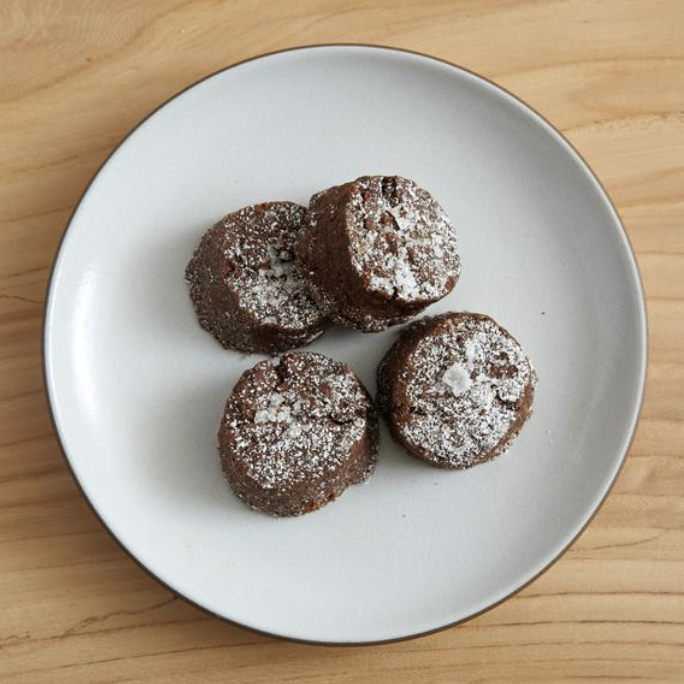 Bien Cuit Salted Chocolate Buckwheat Cookies