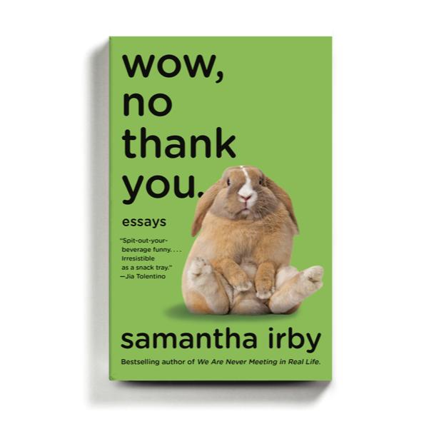 Samantha Irby funny essays