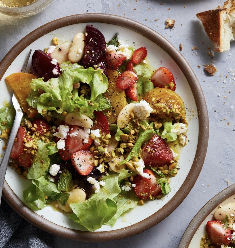 salad dressing tip by Jenny Rosenstrach