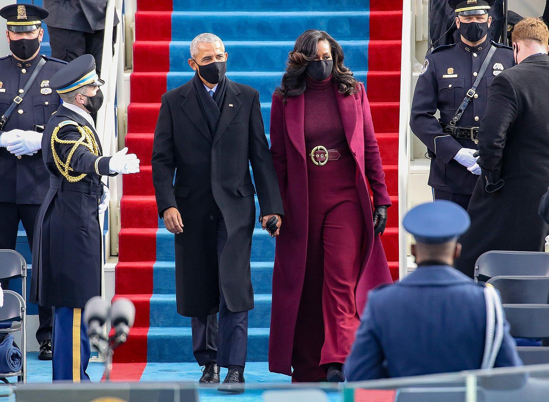 Michelle Obama 2021
