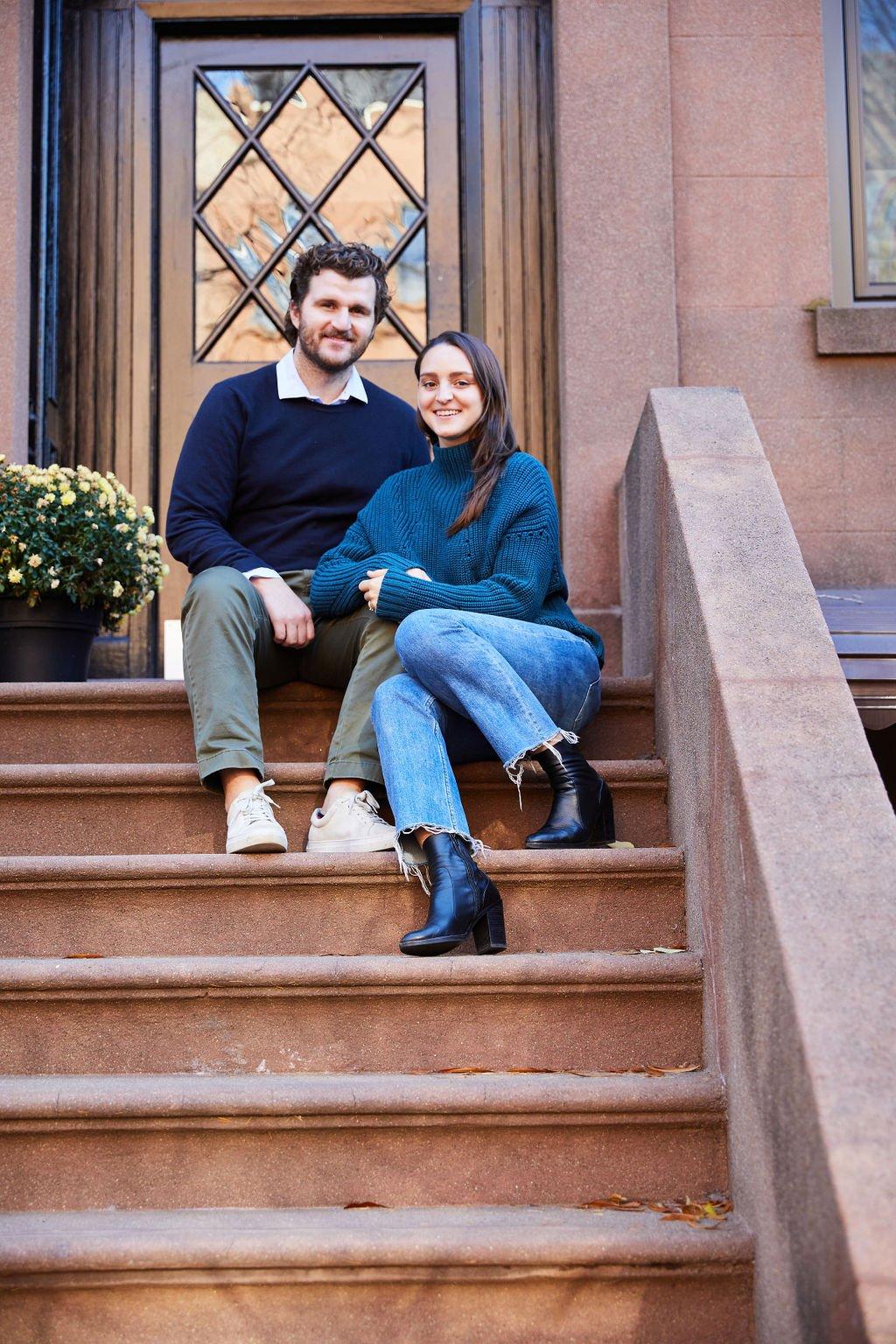 Brooklyn brownstone apartment tour Carroll Gardens