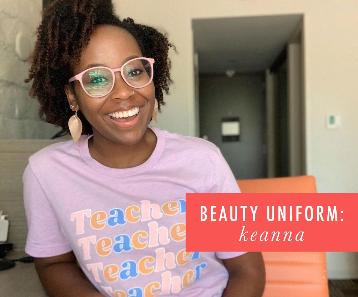 My Beauty Uniform: Keanna Funderburk