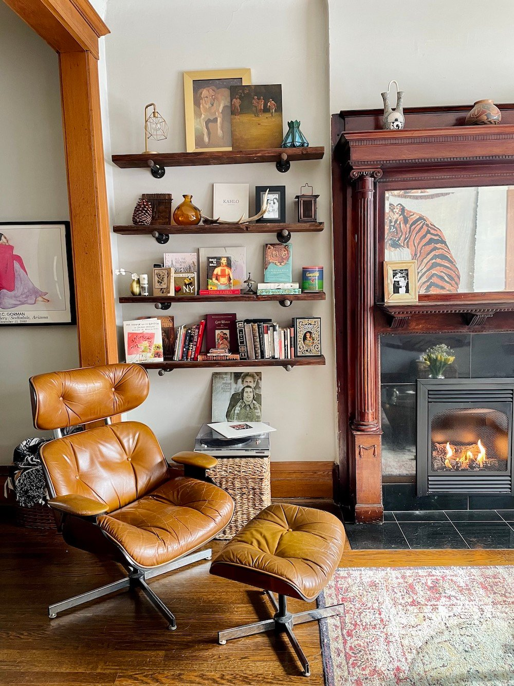 Carly Martin clementine studio home tour